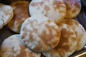 jedlo Jordansko pita