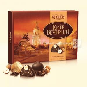 cokoladove cukríky Vecerny Kyjev
