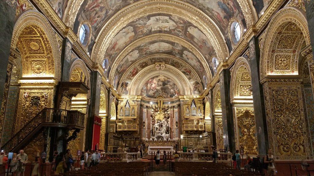 Valetta Cathedral St. Ioann